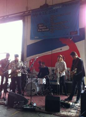 my country band, cph jazz fest 2014
