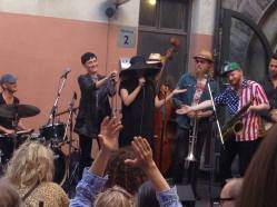 my record release at Huset, June 2014