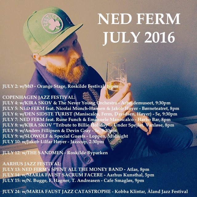 NF july 2016 beer poster